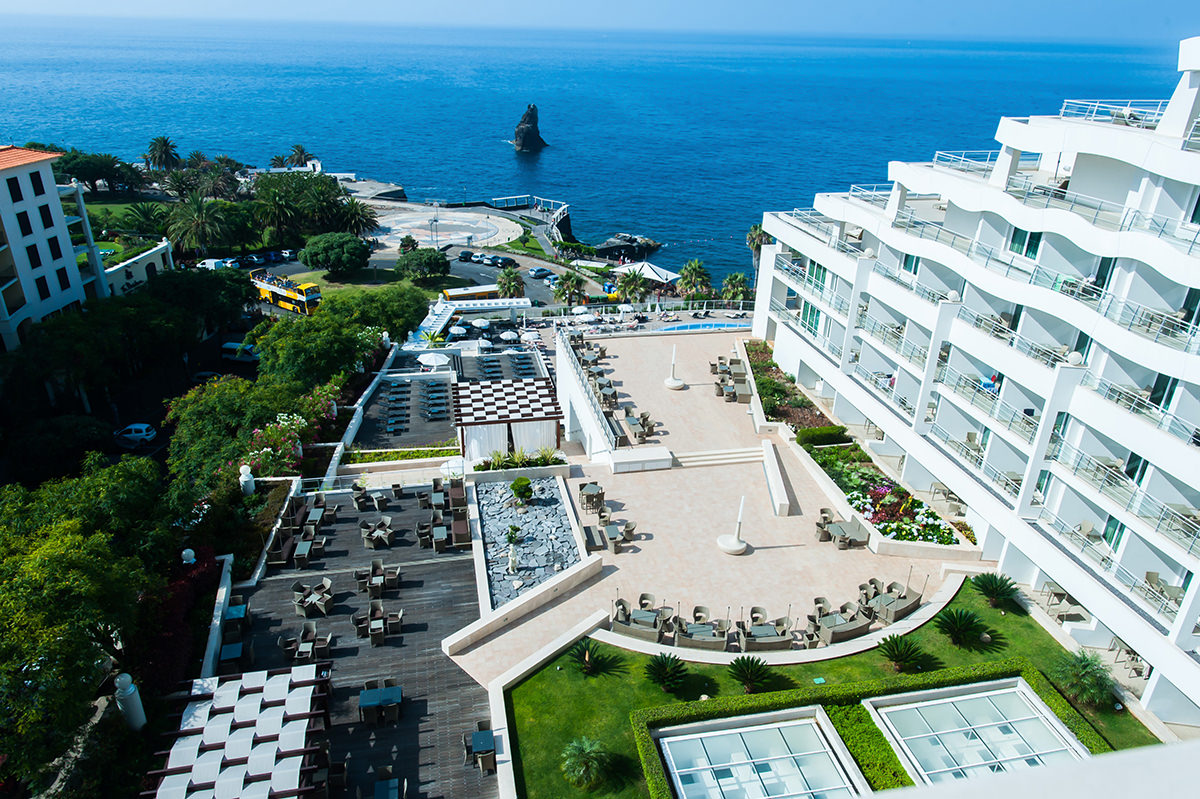 Meliã Madeira Mare Resort & Spa *****