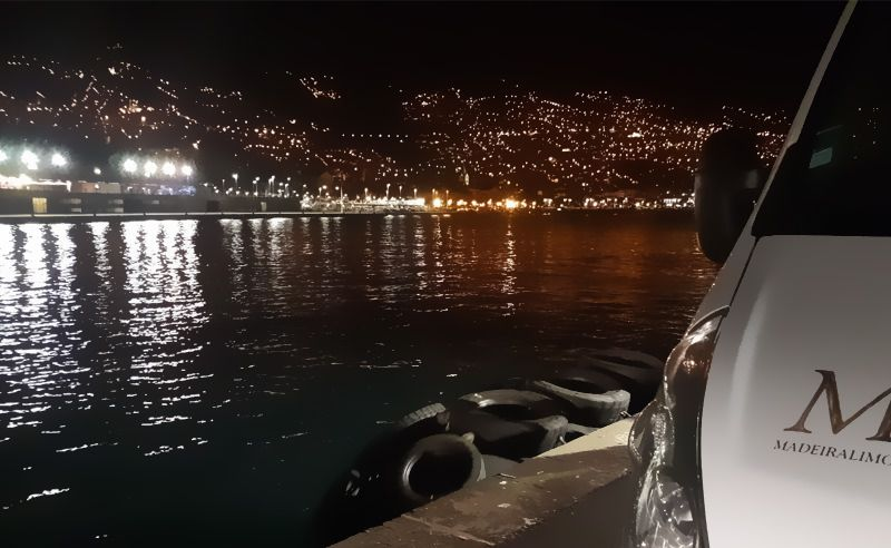 Night Trip in Funchal